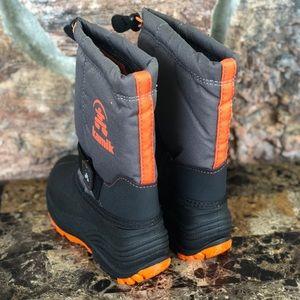 NEW  Kamik Little Boys Rocket Winter Boots